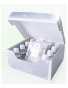 KIT LIGHT 2030. 10 unids x 30 g + AQUA TERMALE. 10 unids x 90 ml.