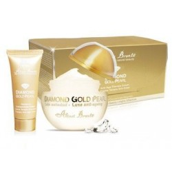 KIT DIAMOND GOLD PEARL Crema Terapia Anti-Edad 50 ml + Minitalla 20ml