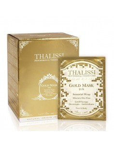 GOLD MASK 24K Gold Wraps 30g x 10pcs