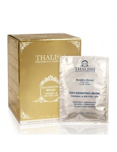 OXYGENATING MASK Thermal & Spa Peel Off 10 unids. x 30 g.
