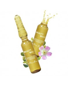 BEAUTY GOLD Concentrated Anti-age Serum 10pcs x 2ml.