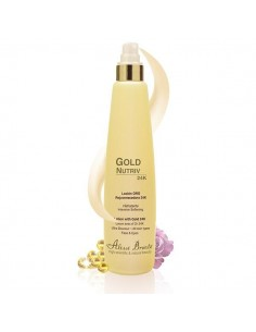 GOLD NUTRIV Rejuvenating Lotion with Gold 24k 200ml.